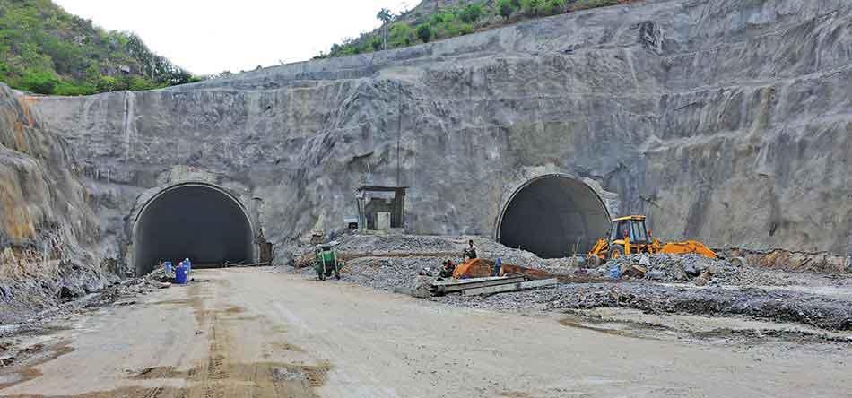 Sela Tunnel: India gears up for world's longest bi-lane road tunnel in Tawang