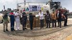 Ship with Covid-19 supplies from India reaches pandemic-hit Indonesia
