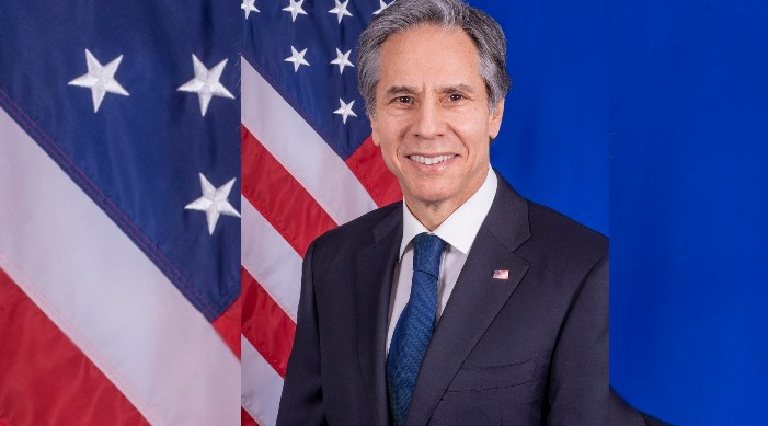 US Secretary of State Blinken begins his two-day visit to India today
