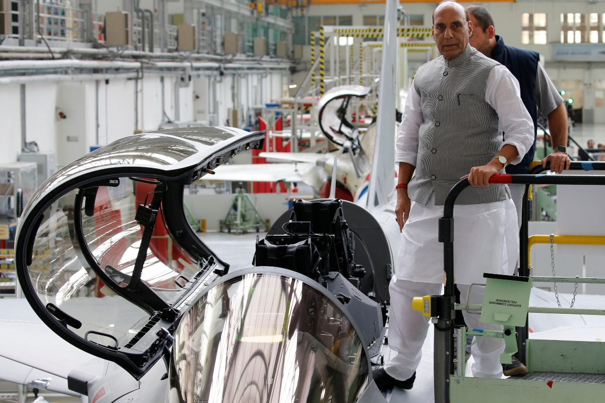 India's big push to indigenise production of defence equipment and systems