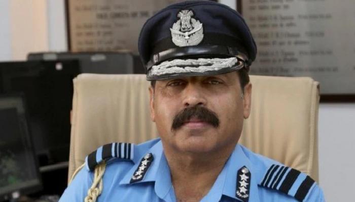 চারদিনের ইসরায়েল সফর শেষ করেছেন ভারতীয় বিমানবাহিনী প্রধান