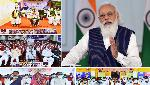 'Gave first priority to poor from day one': PM Modi