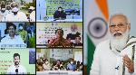 PM Modi transfers about Rs 19,500 crore to over 9.75 crore farmers under PM-KISAN
