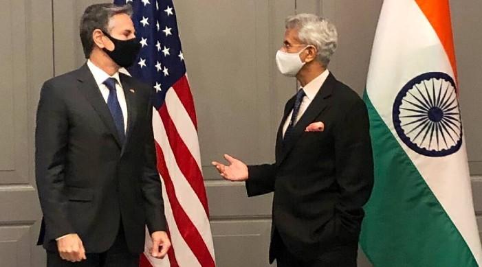 US Secretary of State speaks to Jaishankar, discusses Afghanistan situation