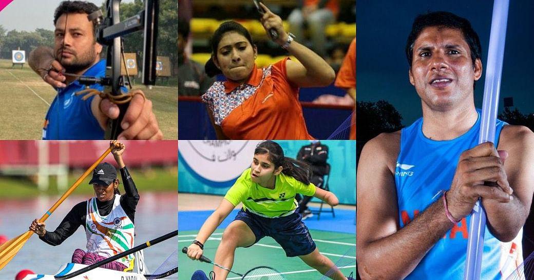 54 athletes to represent India at Tokyo Paralympics