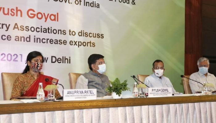 ४ सय अर्ब अमेरिकी डलर को व्यापार निर्यात लक्ष्य पूरा गर्न भारत द्रुत गतिमा काम गर्दै: वाणिज्य मन्त्री
