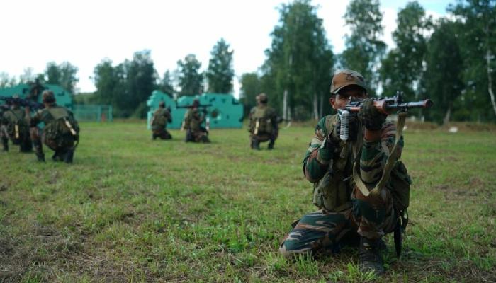यही अगस्ट ३० तारिख बाट भारत र कजाकिस्तान बीच संयुक्त सैन्य प्रशिक्षण काजीन्द -२१ शुरु हुने