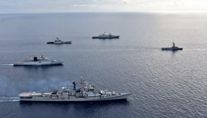 दक्षिण चीन सागर मा भारत-सिंगापुर समुद्री अभ्यास सिम्बेक्स सफलतापूर्वक आयोजित