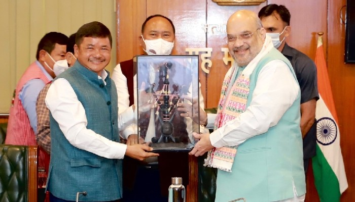 Historic Karbi peace accord signed to end insurgency in Assam