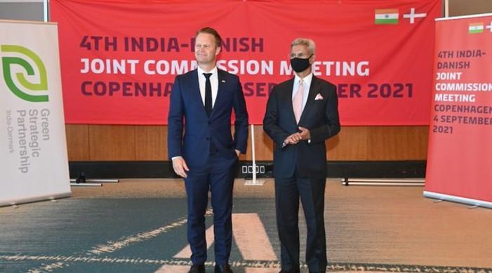 भारत, डेनमार्क अगले पांच साल के लिए संयुक्त कार्रवाई करेंगे : जयशंकर