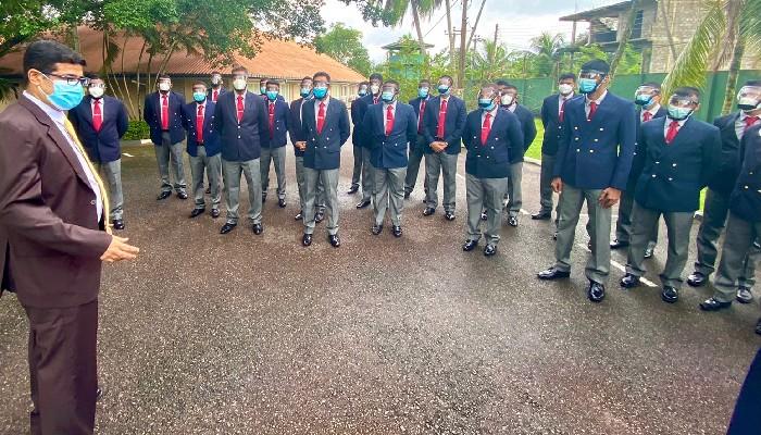 শ্রীলঙ্কান সশস্ত্র বাহিনীর কর্মকর্তাদের জন্য আন্তর্জাতিক সহযোগিতা সফরের ব্যবস্থা করছে ভারত