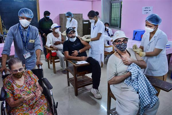 India administers 100 million Covid-19 vaccine doses in just 13 days