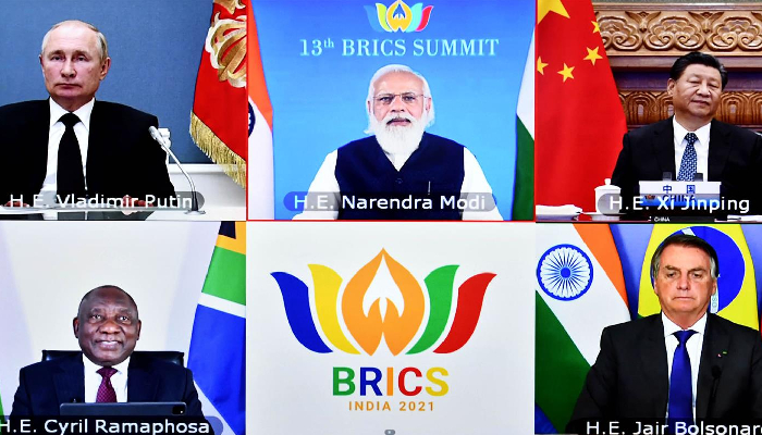 'We must ensure BRICS remains more result oriented in next 15 years': PM Modi at BRICS Summit