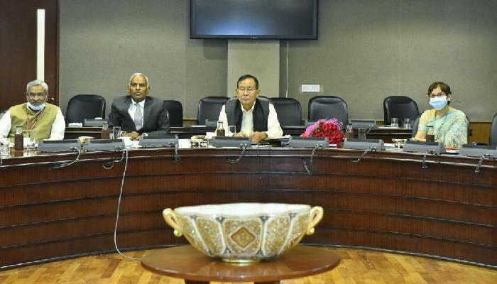 MoS Ranjan Singh urges NE states to promote export to achieve USD 400 billion target