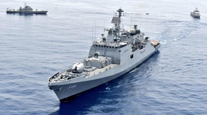 भारत, सूडान ने लाल सागर में पहला नौसैनिक अभ्यास किया