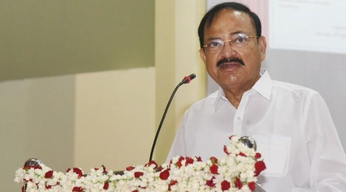भारत को विकसित राष्ट्र बनाने के लिए आर एंड डी के लिए सक्षम पारिस्थितिकी तंत्र बनाएं: वीपी नायडू