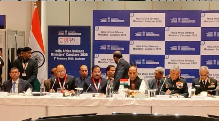 India-Africa Defence Dialogue to be held alongside DefExpo every two years