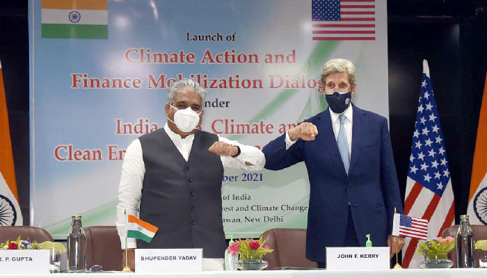 India, US launch Climate Action and Finance Mobilisation Dialogue (CAFMD)