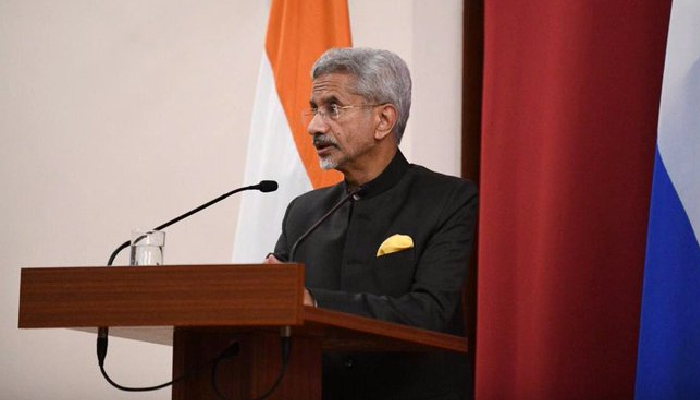 'Democracy is incomplete without delivery': Jaishankar on International Day of Democracy