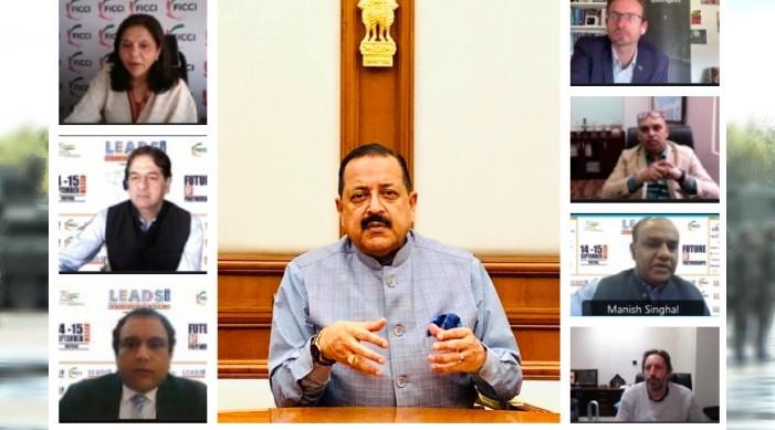 भारत छोटे उपग्रह प्रक्षेपण बाजार का हब बनने के लिए तैयार: केंद्रीय मंत्री जितेंद्र सिंह