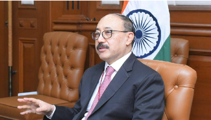 India provides Covid-19 specific training to healthcare professionals in Commonwealth countries: FS Shringla