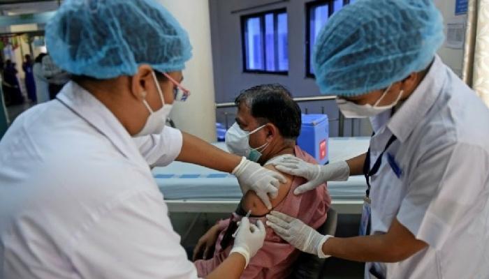 Covid-19 update: India vaccinates record 22 million-plus in a single day