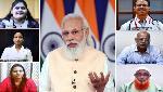 PM Modi lauds everyone involved for record 2.5-crore plus Covid-19 vaccinations