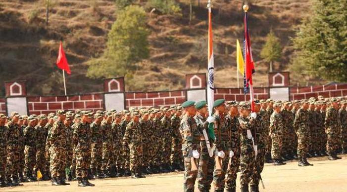 भारत-नेपाल संयुक्त सैन्य अभ्यास 'सूर्य किरण' उत्तराखंड के पिथौरागढ़ में सोमवार से शुरू होगा