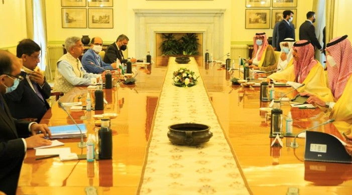 भारत, सऊदी अरब ने रणनीतिक साझेदारी की समीक्षा की, अफगानिस्तान की स्थिति और क्षेत्रीय मुद्दों पर चर्चा की