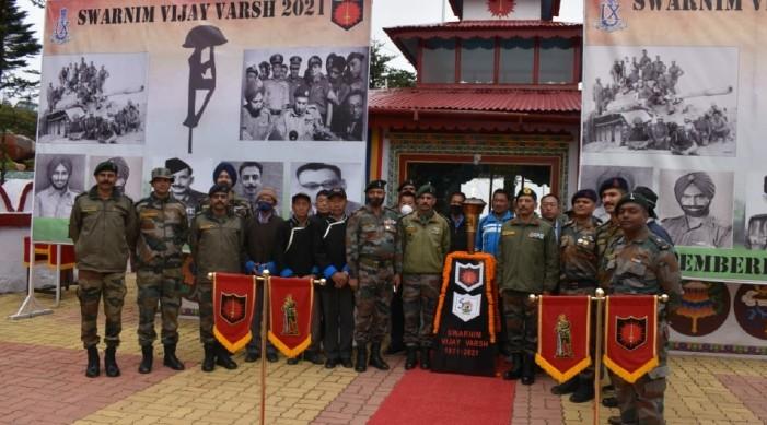सेना की पूर्वी कमान 1971 के भारत-पाक युद्ध में शानदार जीत के उपलक्ष्य में सांस्कृतिक उत्सव की मेजबानी करेगी