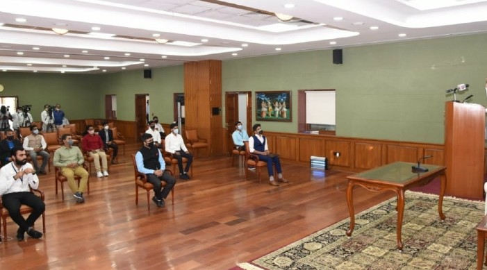 Dysfunctional legislatures strike at the root of principle of parliamentary democracy: VP Venkaiah Naidu