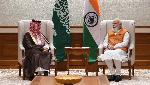 Saudi Foreign Minister calls on PM Modi, discusses bilateral issues, Afghanistan