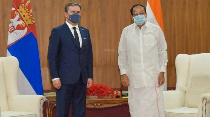 India wishes Serbia success in organising NAM conference in October