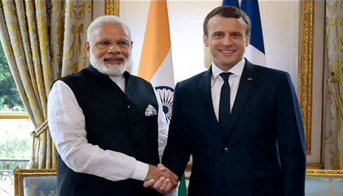 PM Modi, French President discuss Afghanistan situation and Indo-Pacific co-operation