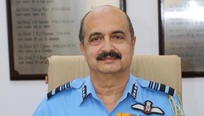 Air Marshal V R Chaudhari to be India''s next Chief of Air Staff