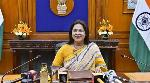 MoS Lekhi to embark on eight-day visit to Uzbekistan and Switzerland from tomorrow