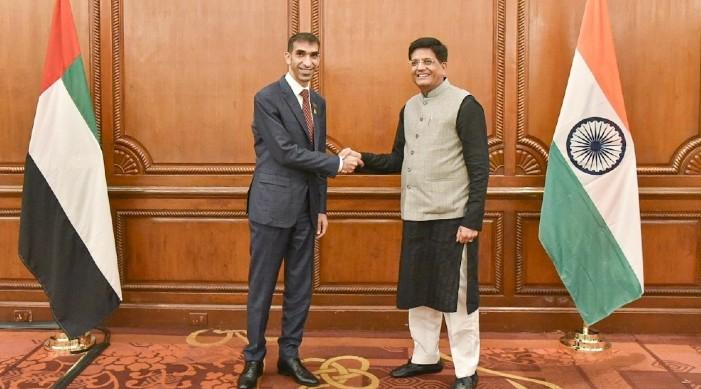 भारत र संयुक्त अरब इमिरेट्स बीच पहिलो चरणको सीईपीए वार्ता आजबाट शुरु, सन् २०२२ मा सम्झौतामा हस्ताक्षर गर्ने लक्ष्य