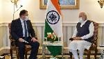 PM Modi interacts with CEOs of five US companies, discusses investment opportunities in India