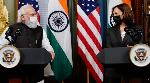 PM Modi hails Kamala Harris, describes US Vice President as 'source of inspiration'