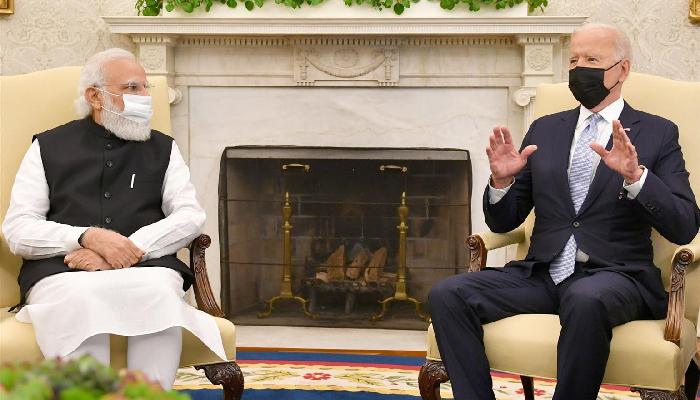 भारत अमेरिका सम्बन्ध रुपान्तरण हुँदै छ: प्रधानमन्त्री मोदी