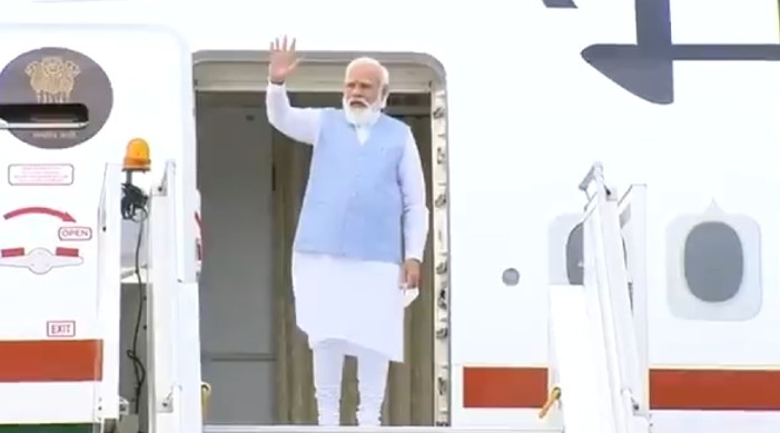 PM Modi returns home after productive three-day US visit