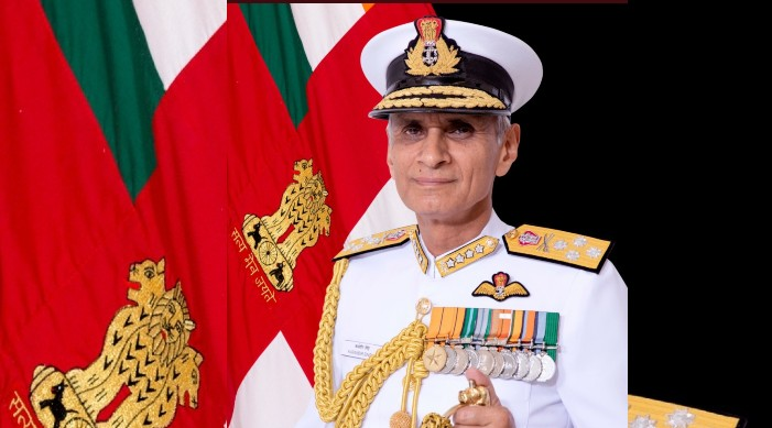 India's Naval Chief on Oman visit to strengthen defence ties, explore new areas of cooperation