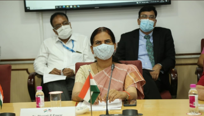 India, US collaboration in health sector R&D commendable: MoS Health Pawar