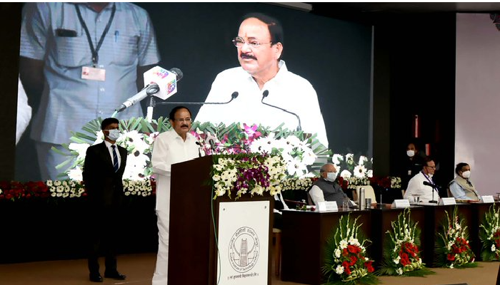 Tap potential of Artificial Intelligence for benefits of people: Vice President Naidu