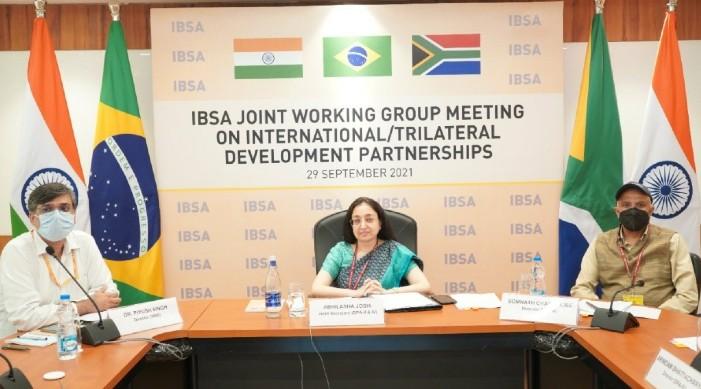 आईबीएसए राष्ट्र द्वारा विकास सहयोग बैठकको आयोजना, दक्षिण दक्षिण सहयोग बारे रुपरेखा तैयार