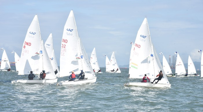 Over 90 participants to join Indian Navy conducted sailing championship in Mumbai from tomorrow