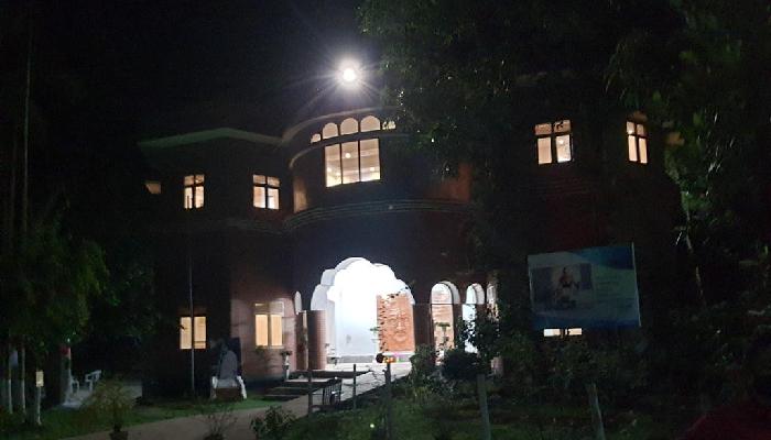 बंगलादेश को नोआखली मा गान्धी संग्रहालय को उद्घाटन