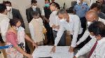 FS Shringla visits Sri Lanka's Jaffna, reviews progress of India assisted projects