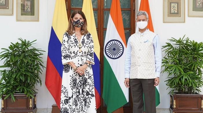 कोलम्बियाका उपराष्ट्रपतिको भारत भ्रमणले नयाँ दिल्ली-बोगोटा सम्बन्धलाई गतिशीलता प्रदान
