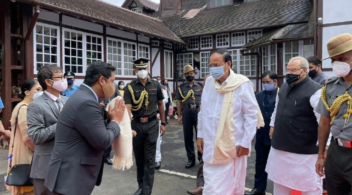 Better road connectivity needed in North-East to tap tourism potential: VP Venkaiah Naidu